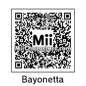 QR Code for Bayonetta by Turbotastic