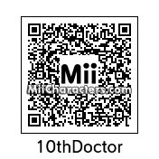 QR Code for The 10th Doctor by Ikey Ilex