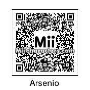 QR Code for Arsenio Hall by Law