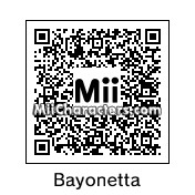 QR Code for Bayonetta by CancerTurtle