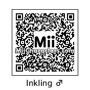 QR Code for Inkling by CancerTurtle