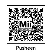 QR Code for Pusheen by Levi1208