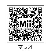 QR Code for Mario by J1N2G