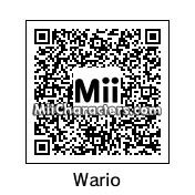 QR Code for Wario by ElFriki