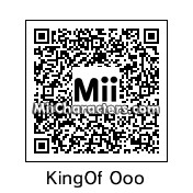 QR Code for King of Ooo by Mahmus