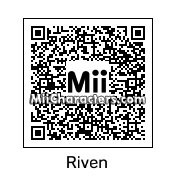 QR Code for Riven by Melis