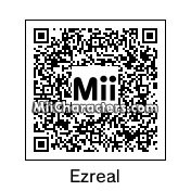 QR Code for Ezreal by Melis