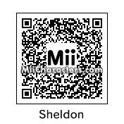 QR Code for Sheldon by Gumiyas