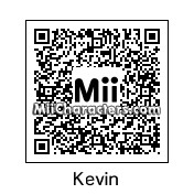 QR Code for Kevin by L and R