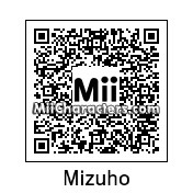 QR Code for Mizuho by TurboJUSA