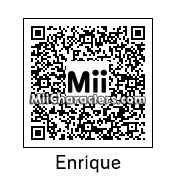 QR Code for Enrique by TurboJUSA