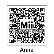 QR Code for Anna by TurboJUSA