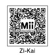 QR Code for Zi-kai by TurboJUSA