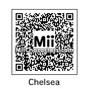 QR Code for Chelsea the Hedgehog by ChelseaHedgeho