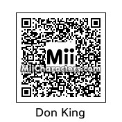 QR Code for Don King by NAMWHO