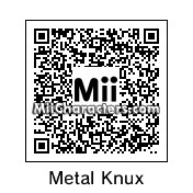 QR Code for Metal Knuckles by ChelseaHedgeho