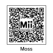 QR Code for Maurice Moss by quisui