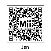 QR Code for Jen Barber by quisui