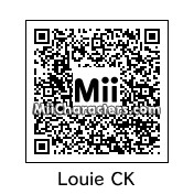 QR Code for Louis C.K. by quisui