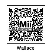 QR Code for Wallace by Davor