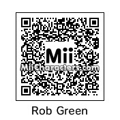 QR Code for Robert Green by L and R