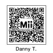 QR Code for Danny Trejo by Davor