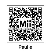 QR Code for Paulie Teutul by Davor