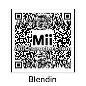 QR Code for Blendin Blandin by BlueCube