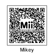 QR Code for Michael Teutul by Davor