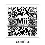 QR Code for Connie Maheswaran by relle