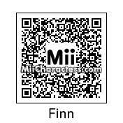 QR Code for Finn by Andy Anonymous