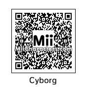QR Code for Cyborg by TheMiis
