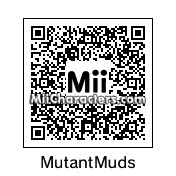 QR Code for Mutant Mudds by TheMiis