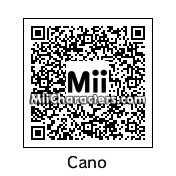 QR Code for Robinson Cano by 3dsGamer2007