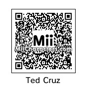 QR Code for Ted Cruz by HelloWorld