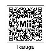 QR Code for Ikaruga by xXEdgeMasterXx