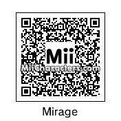 QR Code for Mirage by HelloWorld