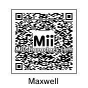 QR Code for Maxwell by Hootsalot