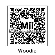 QR Code for Woodie by Hootsalot