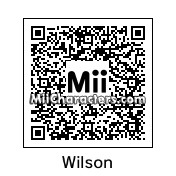 QR Code for Wilson Percival Higgsbury by Hootsalot