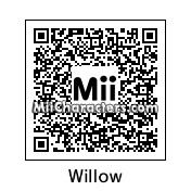 QR Code for Willow by Hootsalot