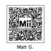 QR Code for Matt Groening by celery