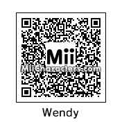 QR Code for Wendy by Hootsalot