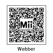 QR Code for Webber by Hootsalot
