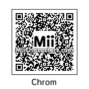 QR Code for Chrom by CancerTurtle