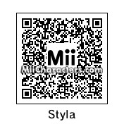 QR Code for Styla by CancerTurtle