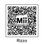 QR Code for Anthony Rizzo by 3dsGamer2007