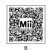 QR Code for B by rhythmclock