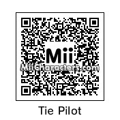 QR Code for TIE Fighter Pilot by !SiC