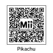 QR Code for Pikachu by Junks